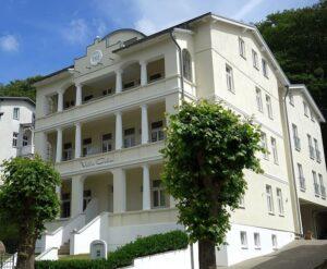 Lastminute Ferienwohnung Villa Celia in Sellin
